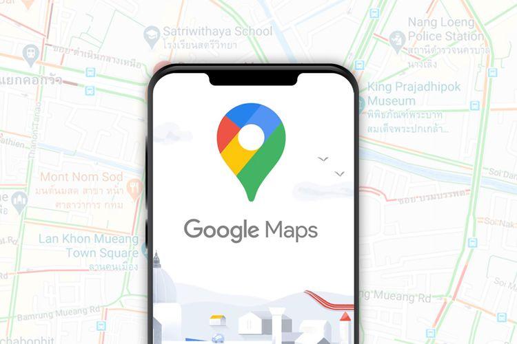 10 Aplikasi Maps Terbaik yang Wajib Diketahui source: tekno.kompas.com